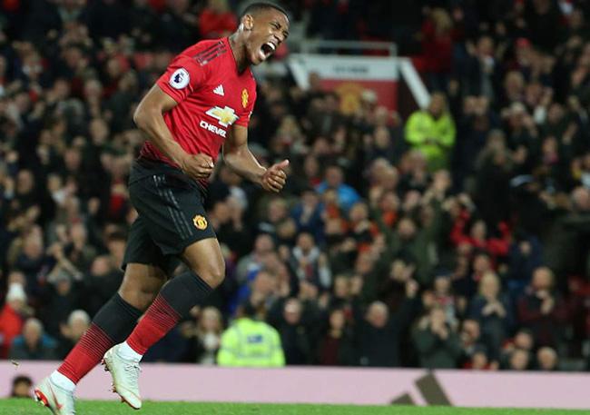 Bàn thắng đầu tiên tại Ngoại hạng Anh mùa này của Martial khiến Man Utd tốn hơn 200 tỷ đồng - Ảnh 1.