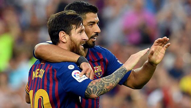 Chiêu cũ soạn lại, Suarez trốn lên tuyển để bùng nổ bàn thắng cho Barca - Ảnh 6.