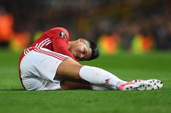 """Man Utd """"đóng góp"""" 3 cầu thủ trong top chấn thương nhiều nhất thập kỷ qua - Ảnh 2."""