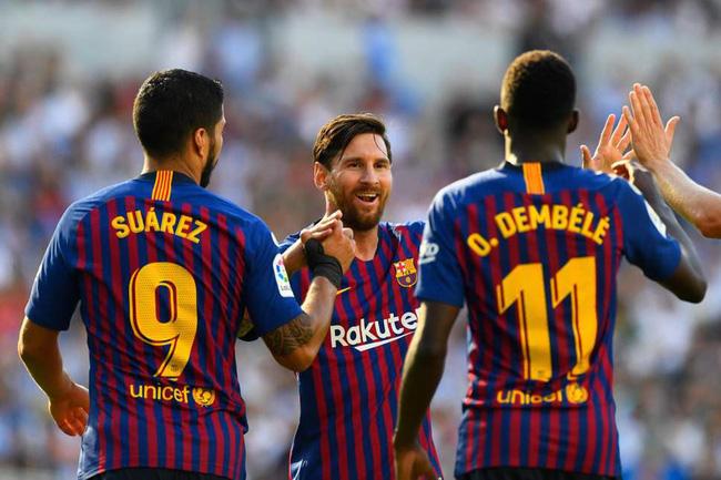 Nếu không có Messi, Barca đã lạc trôi về đâu trên BXH La Liga và Champions League? - Ảnh 3.