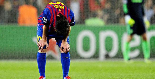 Messi đang được nghỉ ngơi nhiều nhất trong 10 năm qua - Ảnh 3.