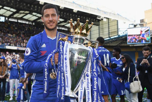 """Hazard: """"Tôi không rời Chelsea vào tháng Giêng năm sau, nhưng tới TBN mới có cơ hội giành Quả bóng Vàng"""" - Ảnh 2."""