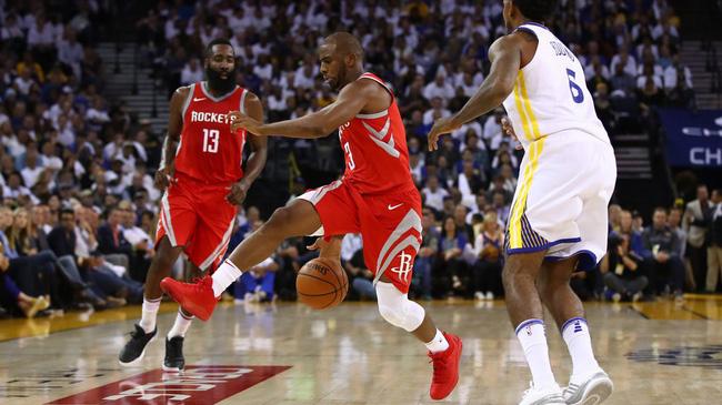 NBA 2018-19: Houston Rockets và cơn khát danh hiệu - Ảnh 1.