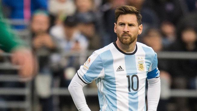 Messi đang được nghỉ ngơi nhiều nhất trong 10 năm qua - Ảnh 1.