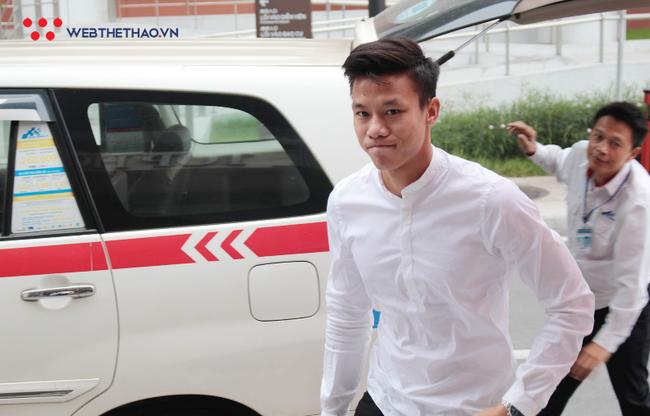 HLV Park Hang Seo, thủ môn Văn Lâm hội quân cùng đội tuyển Việt Nam chiều 11/10 - Ảnh 1.