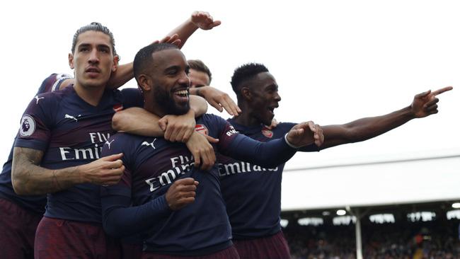 Arsenal của Unai Emery nếu vào phom sẽ còn mạnh đến mức nào? - Ảnh 4.