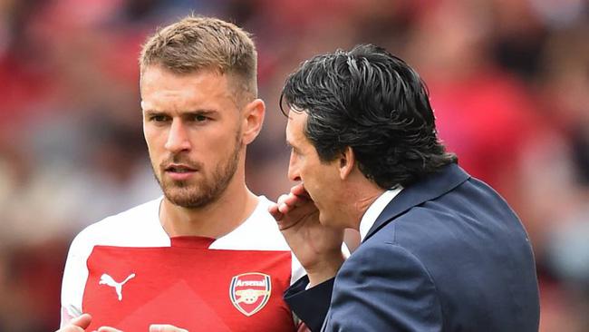 Arsenal nhắm 5 cầu thủ thay thế ngôi sao Aaron Ramsey trong tháng 1/2019 - Ảnh 2.