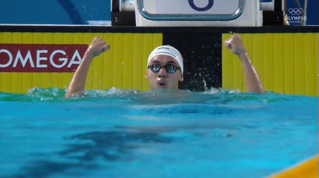 Nguyễn Huy Hoàng đánh bại kình ngư Nhật Bản giành HCV Olympic trẻ 800m lập KLQG - Ảnh 5.
