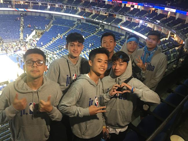 Jr. NBA 2018 – Những kinh nghiệm lý thú và bổ ích dành cho các tài năng bóng rổ Việt Nam - Ảnh 1.