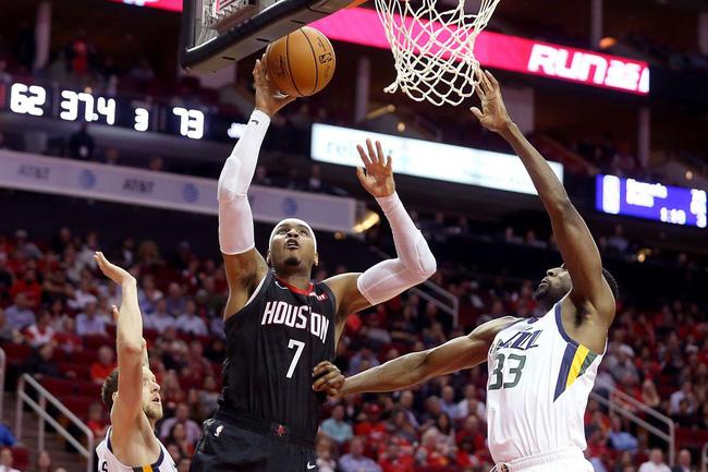 Carmelo Anthony chính là mắt xích phòng ngự yếu nhất của Houston Rockets - Ảnh 2.