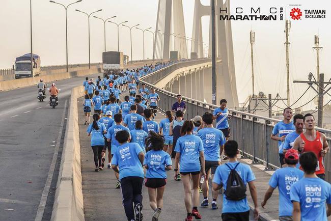 Những điểm mới tại giải HCMC Marathon 2019 - Ảnh 3.
