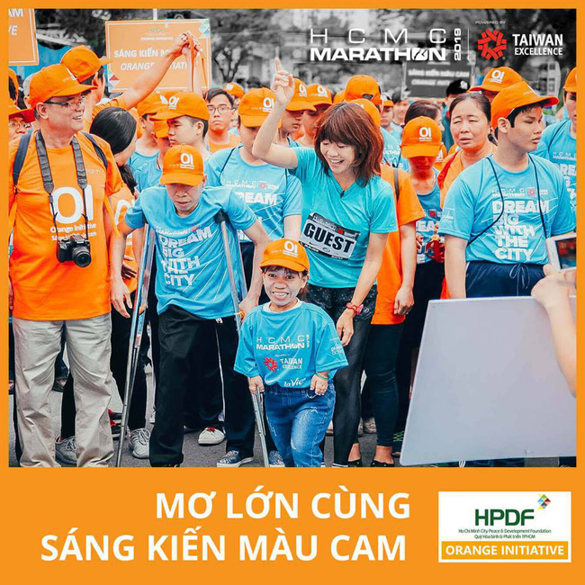 Những điểm mới tại giải HCMC Marathon 2019 - Ảnh 7.