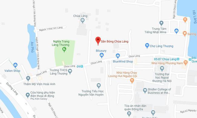 Địa chỉ và giá thuê các sân bóng ở Quận Đống Đa, Hà Nội - Ảnh 16.