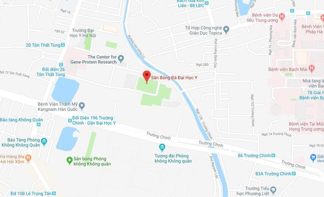 Địa chỉ và giá thuê các sân bóng ở Quận Đống Đa, Hà Nội - Ảnh 5.