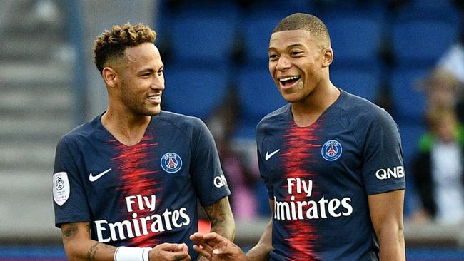 Neymar chọn... Ronaldo thay vì Messi cho danh hiệu Quả bóng vàng 2018 - Ảnh 6.