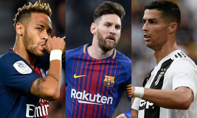 Neymar chọn... Ronaldo thay vì Messi cho danh hiệu Quả bóng vàng 2018 - Ảnh 5.