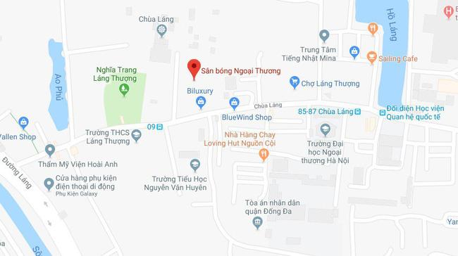 Địa chỉ và giá thuê các sân bóng ở Quận Đống Đa, Hà Nội - Ảnh 21.