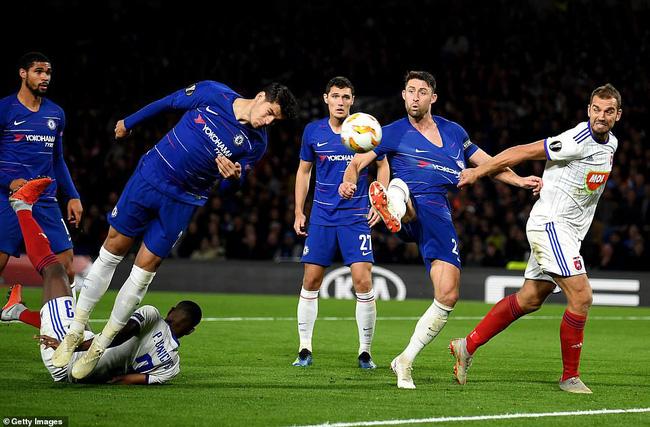 Morata ghi bàn trở lại và 5 điểm nhấn ở trận của Chelsea trước MOL Vidi - Ảnh 6.