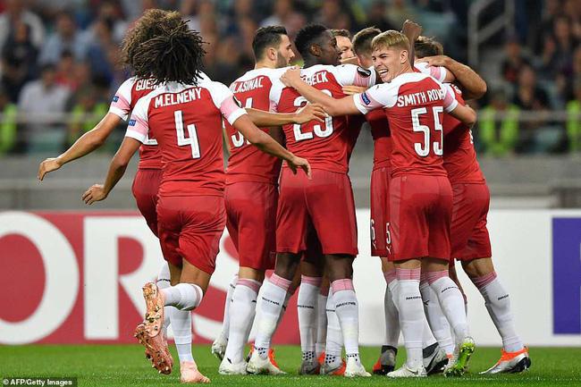 Vì học trò, HLV Emery phá bỏ truyền thống của Wenger tại Europa League - Ảnh 5.