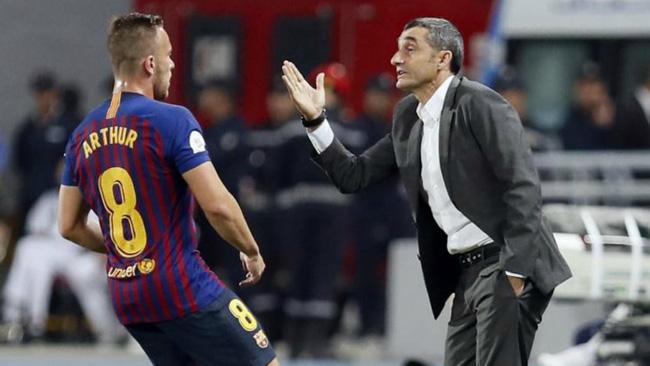 Barca đã tìm thấy truyền nhân của Iniesta làm đối tác đích thực cho Messi và Busquets? - Ảnh 3.