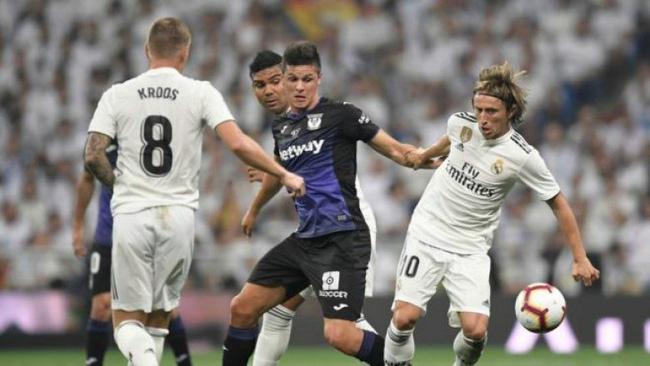 Real Madrid còn 87 phút để né kỷ lục tệ hại nhất lịch sử  - Ảnh 6.