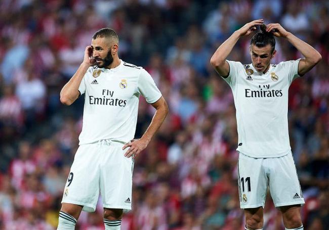 Real Madrid còn 87 phút để né kỷ lục tệ hại nhất lịch sử  - Ảnh 3.