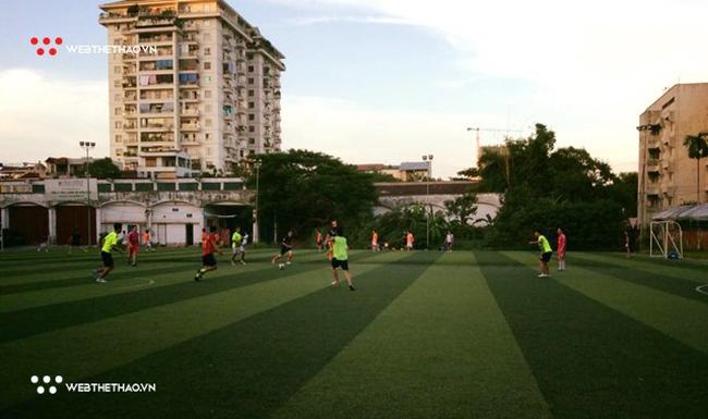 Địa chỉ và giá thuê các sân bóng ở Quận Thanh Xuân, Hà Nội (quanh khu Lê Văn Lương, Khuất Duy Tiến) - Ảnh 9.
