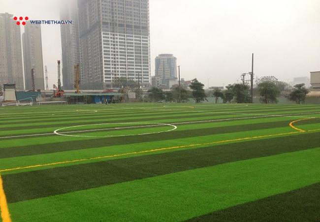 Địa chỉ và giá thuê các sân bóng ở Quận Thanh Xuân, Hà Nội (quanh khu Lê Văn Lương, Khuất Duy Tiến) - Ảnh 6.