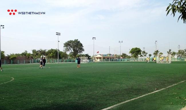 Địa chỉ và giá thuê các sân bóng ở Quận Thanh Xuân, Hà Nội (quanh khu Lê Văn Lương, Khuất Duy Tiến) - Ảnh 4.