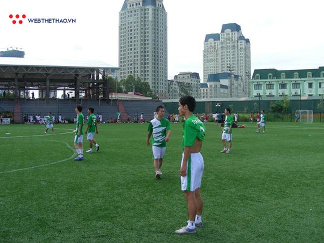 Địa chỉ và giá thuê các sân bóng ở Quận Thanh Xuân, Hà Nội (quanh khu Lê Văn Lương, Khuất Duy Tiến) - Ảnh 16.