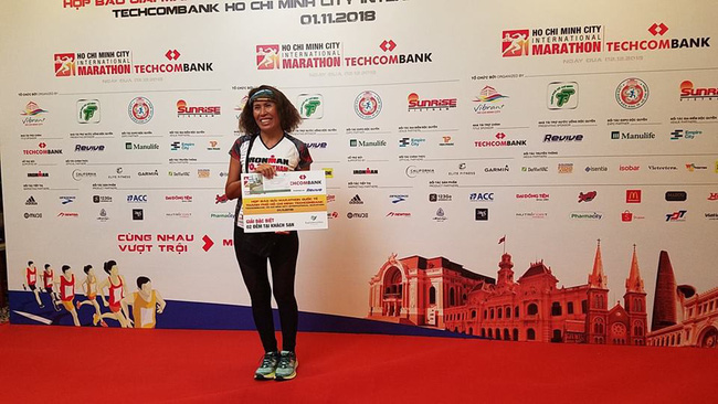 Đường chạy Techcombank HCMC International Marathon 2018 sẽ đi qua Dinh Độc Lập - Ảnh 8.