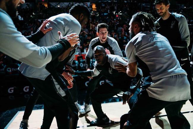 K?t qu? tr?c ti?p NBA 2018-19: San Antonio Spurs 96-89 Houston Rockets - ?nh 6.