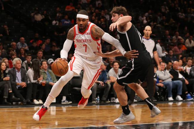 Ch? t?ch Houston Rockets ch?t h? ??y b?t ng? v? tin chia tay Carmelo Anthony - ?nh 1.