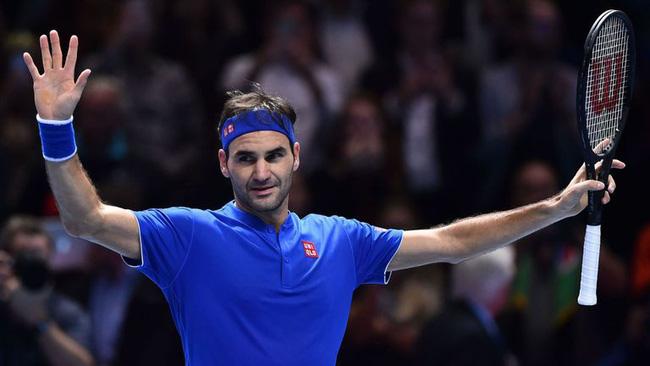 Federer liên tiếp xô đổ thêm những kỉ lục mới - Ảnh 1.