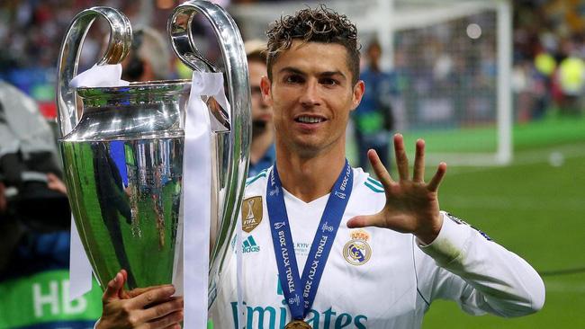 Những kỷ lục vô tiền khoáng hậu Ronaldo có thể thiết lập tại Juventus mùa này - Ảnh 6.
