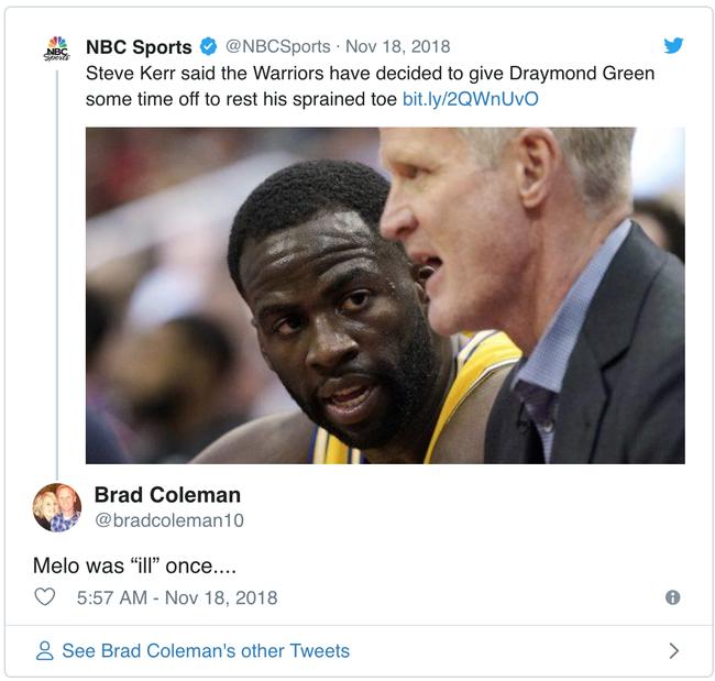 Draymond Green có thực sự gặp chấn thương hay đây là chiêu trò của Golden State Warriors? - Ảnh 5.