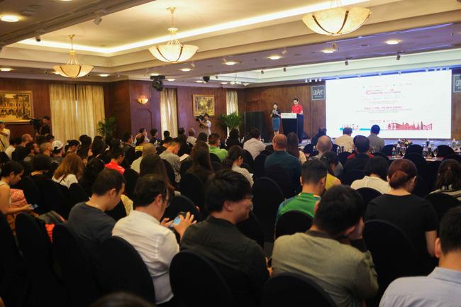 Đường chạy Techcombank HCMC International Marathon 2018 sẽ đi qua Dinh Độc Lập - Ảnh 1.