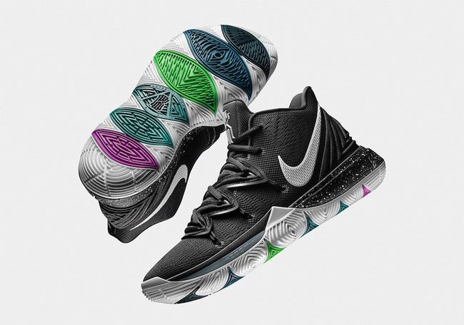 Nike Kyrie 5 chính thức ra mắt: Chào đón công nghệ Air Zoom Turbo, đặc sản tốc độ cho các hậu vệ - Ảnh 1.