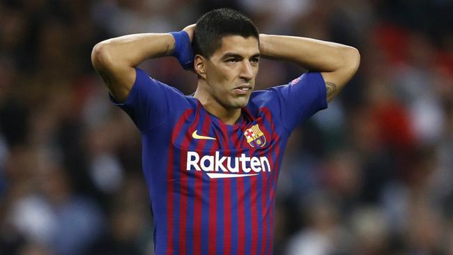 Ai sẽ là số 9 mới của Barca sau khi Suarez thừa nhận sắp bị thay thế? - Ảnh 1.