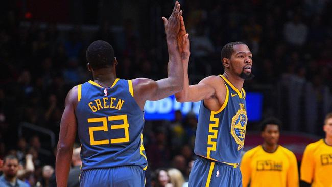 Huyền thoại NBA lý giải vì sao Golden State Warriors phạt Draymond Green nặng một cách khó hiểu như vậy - Ảnh 1.