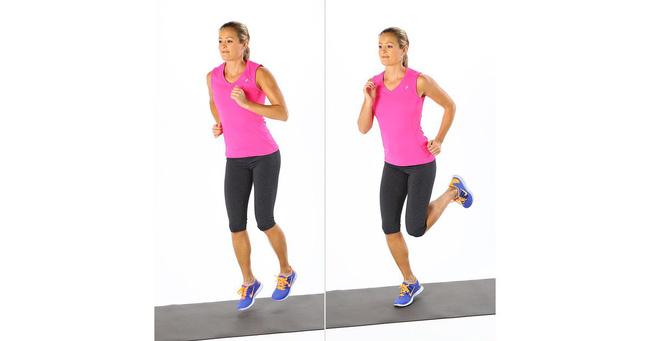 5 động tác khởi động làm nóng cơ thể trước khi chạy trời lạnh - Ảnh 2.