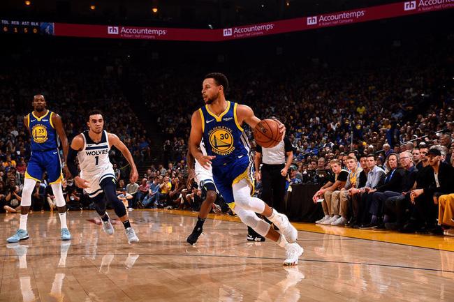 Kết quả trực tiếp NBA 2018-19: Golden State Warriors 116-99 Minnesota Timberwolves - Ảnh 3.