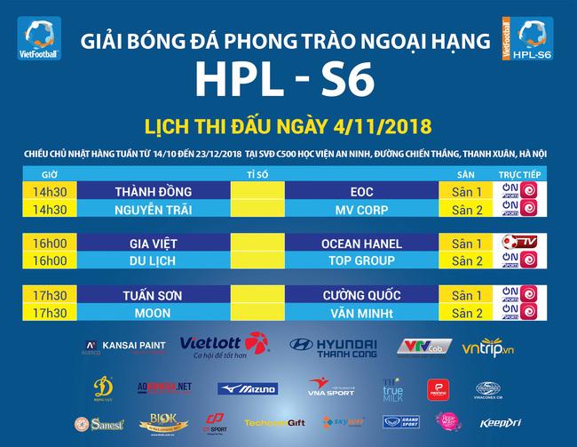 Vòng 4 HPL-S6: Chờ đợi những cuộc đối đầu rực lửa - Ảnh 5.