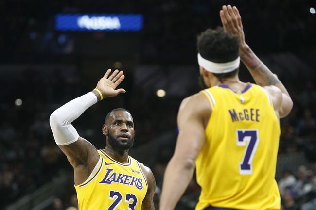 LeBron James khẳng định JaVale McGee đủ tầm trở thành cầu thủ phòng ngự xuất sắc nhất mùa này - Ảnh 1.