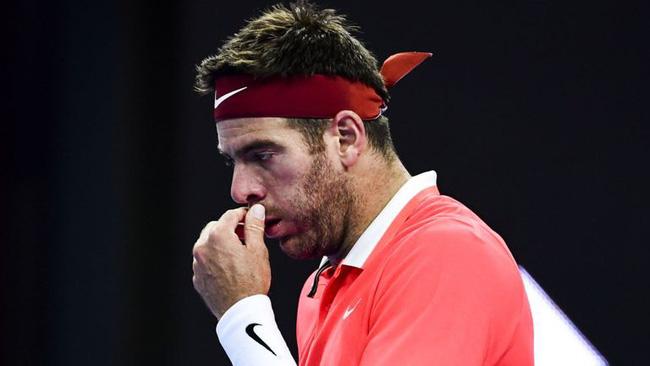 Del Potro rút khỏi ATP Finals, niềm tự hào châu Á thay thế - Ảnh 1.