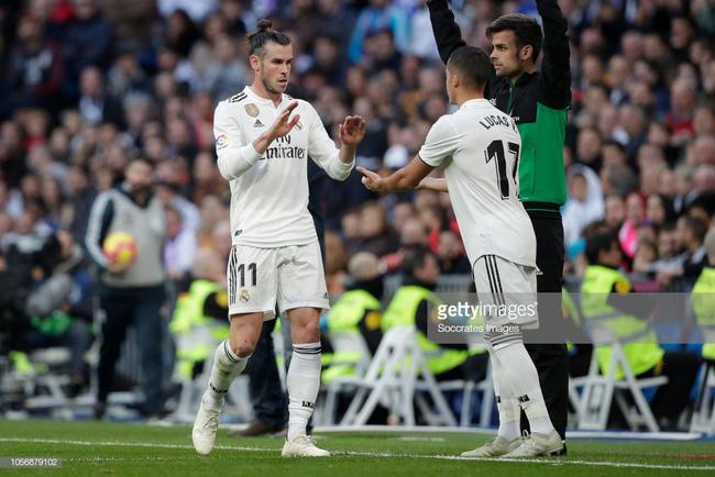 Số phút tịt ngòi không thể tin nổi sẽ khiến Gareth Bale mất vị trí vào tay Vinicius Jr? - Ảnh 3.