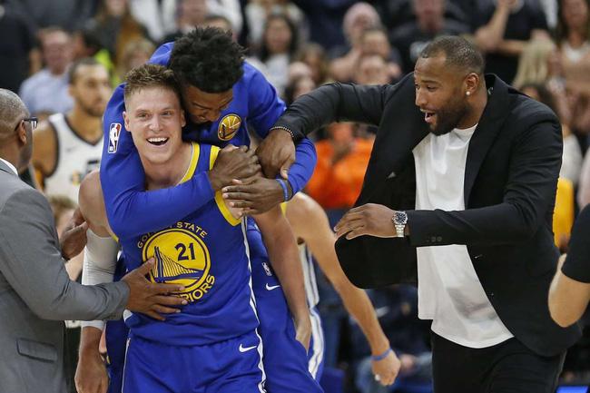 Golden State Warriors đã biến việc săn cầu thủ giá hời thành nghệ thuật như thế nào? - Ảnh 5.