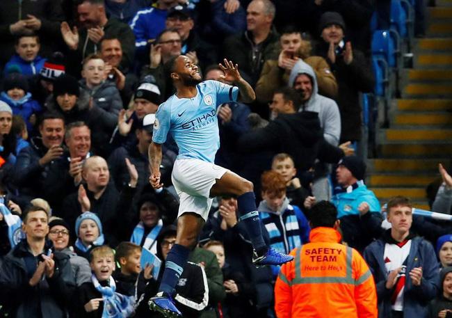 Raheem Sterling ở Top đầu những cầu thủ tấn công hay nhất Ngoại hạng Anh, sẽ ghi bàn ở derby? - Ảnh 1.