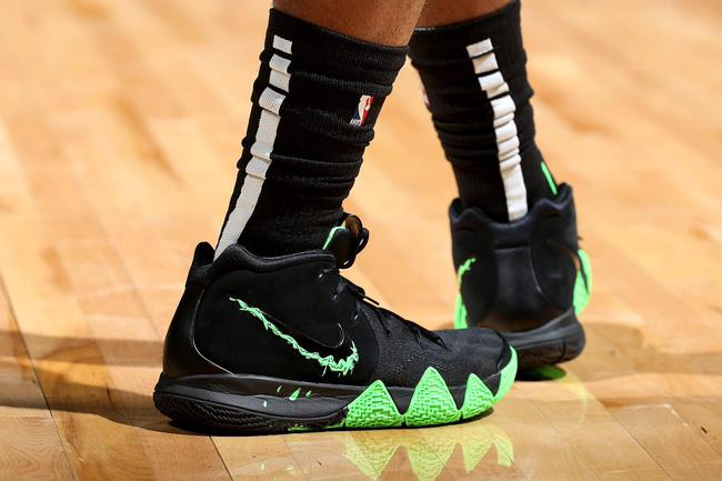 Top những mẫu giày bóng rổ đỉnh nhất tuần 3 NBA: Khi vua giày PJ Tucker mang chất thời trang lên sàn gỗ - Ảnh 12.