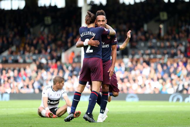 Aubameyang xuất sắc đến mức nào để nhận giải hay nhất tháng của Arsenal? - Ảnh 3.